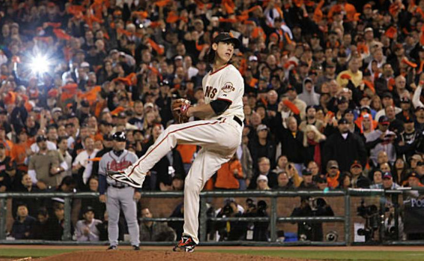 Viewing Party: 2010 NLDS, Game 1: Timmy Pitches a Complete Game Shutout Vs Braves