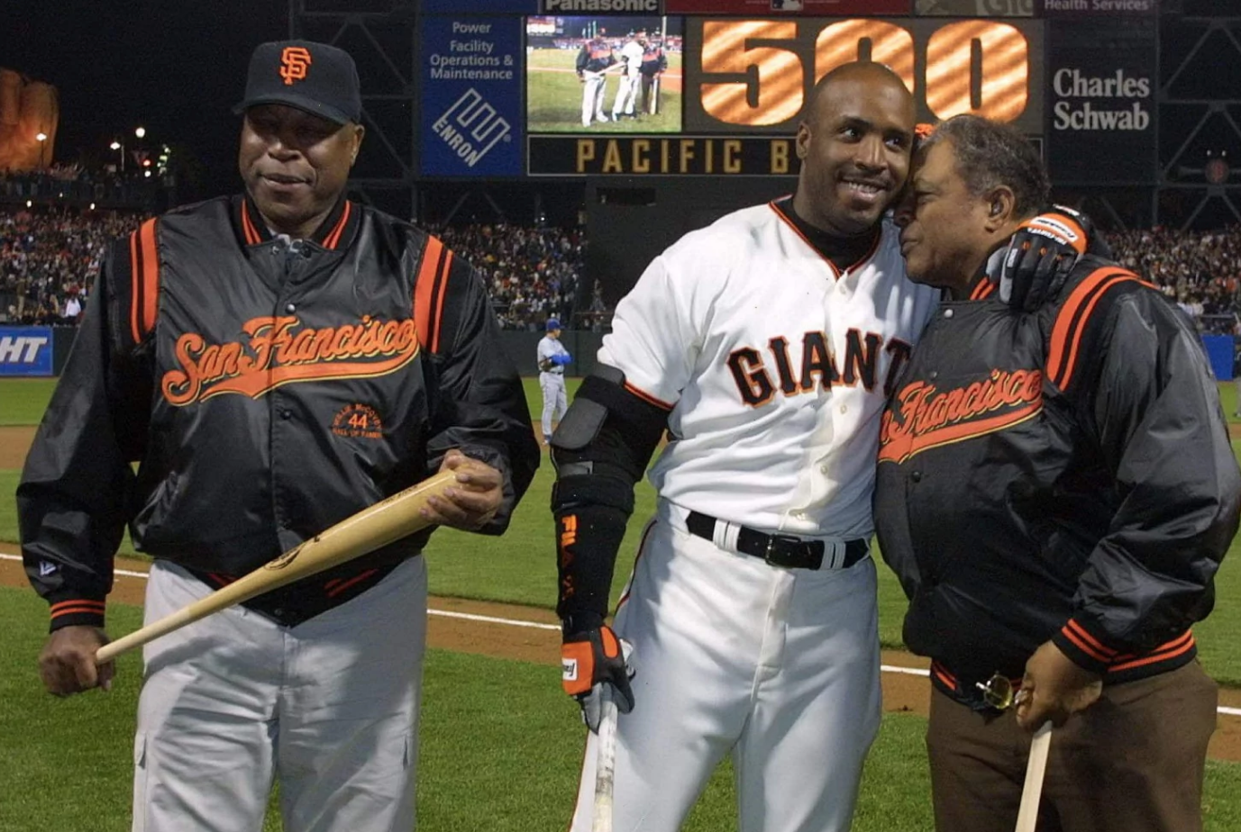 Willie McCovey to Joe Morgan: It's a Sin Barry Bonds Is Not in the Hall of Fame