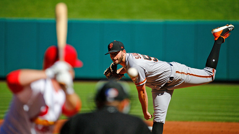 Giants Complete Miserable Weekend By Getting Swept in St. Louis