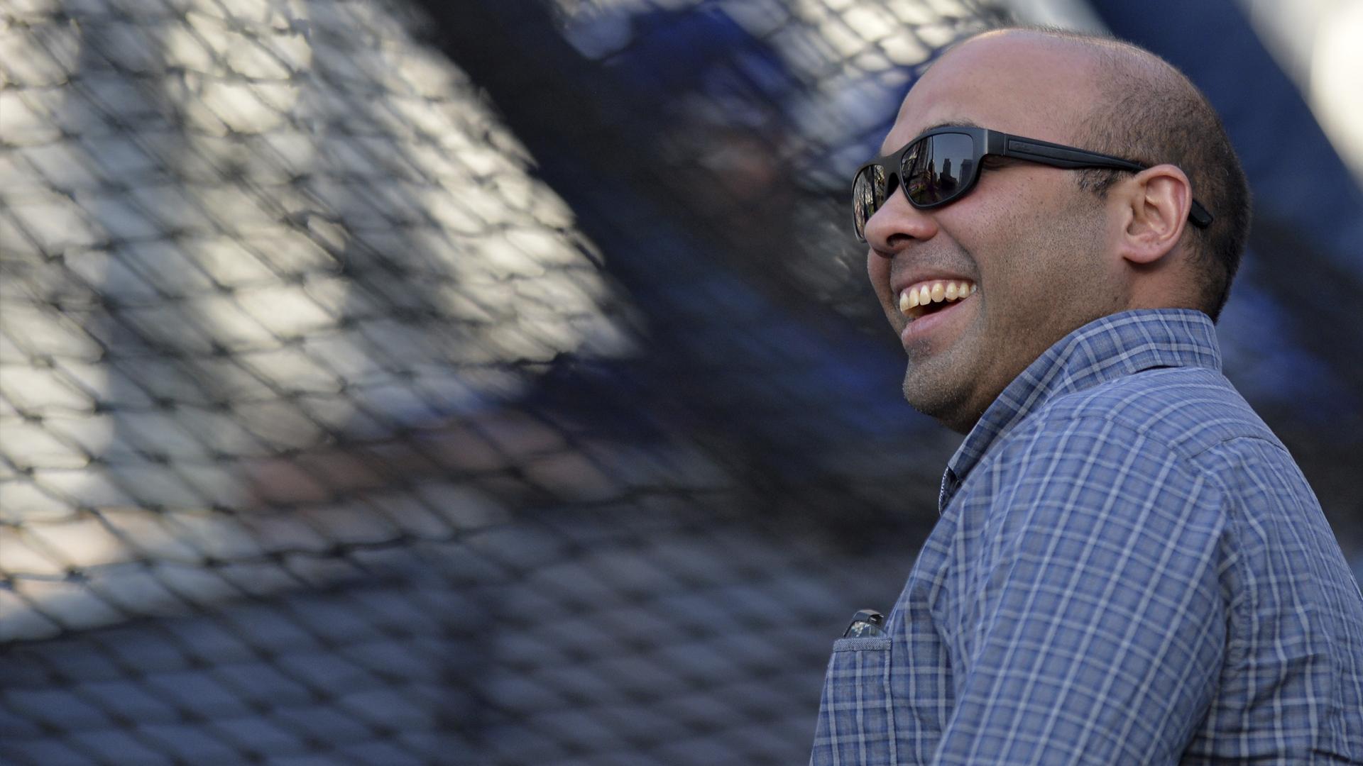 Giants Announce Farhan Zaidi as President of Baseball Operations