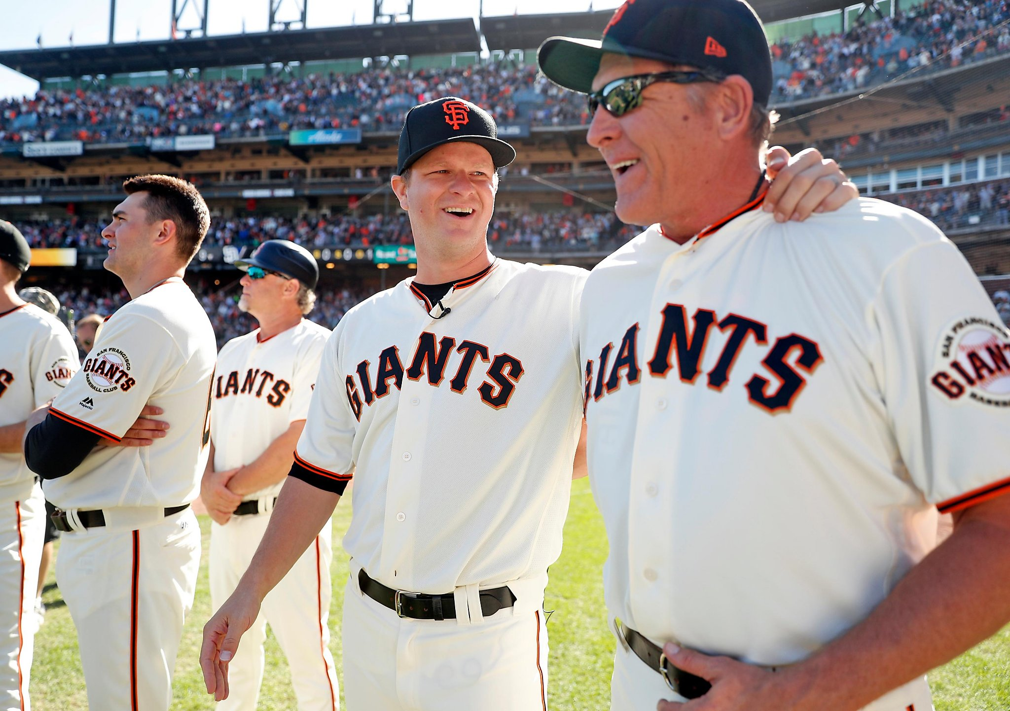 Giants Fire Dave Righetti and Shawon Dunston, 2020 Carnage Continues