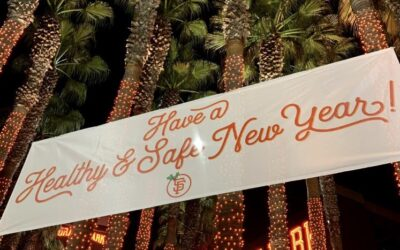 Giant New Years Resolutions
