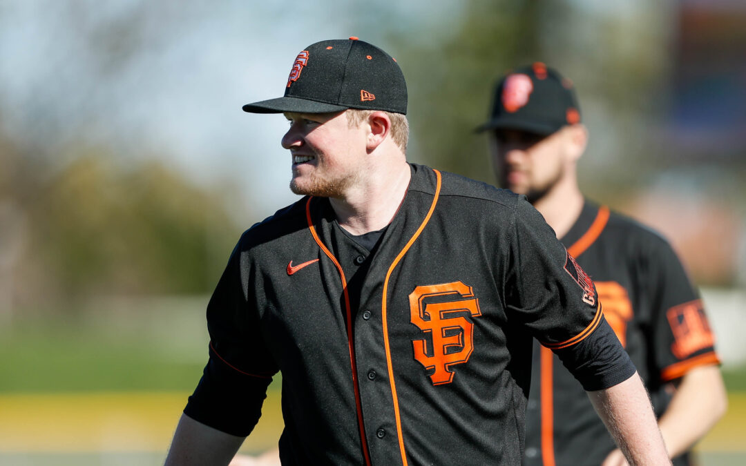 Giants Complete Spring Training With Win, Webb Shines