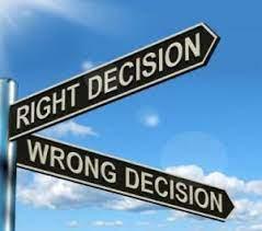 Decisions, Decisions